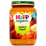 HiPP Organic Rigatoni Napoli 190g