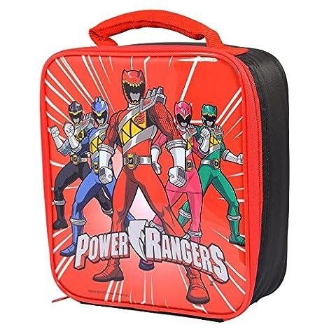 Power Rangers Lunch Bag