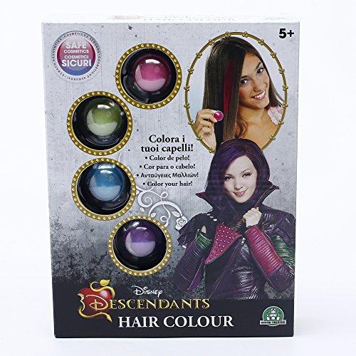 Giochi Preziosi - Descendants Set Colori per Capelli Hair Color