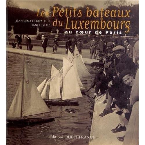 Les Petits bateaux du Luxembourg : Au coeur de Paris