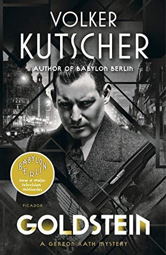 Goldstein: A Gereon Rath Mystery (Gereon Rath Mystery Series Book 3) (English Edition) par Volker Kutscher
