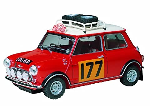 Tamiya - 24048 - Mini Cooper 1275S Rally 1/24