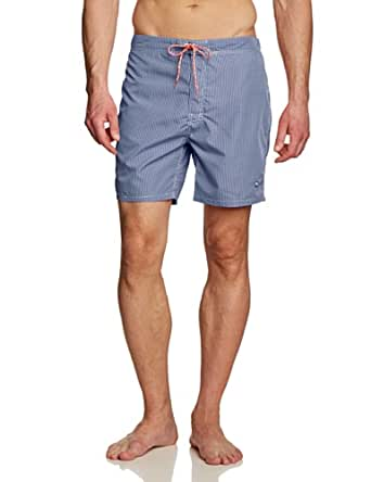 Pepe Jeans - Short Homme - Bleu - Bleu - FR : Small (Taille Fabricant : Small) (Brand size: Small)