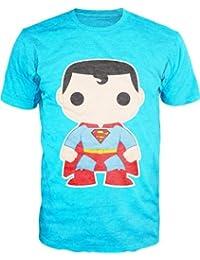 Superman Funko DC Comics Adult Superhero T-Shirt Tee