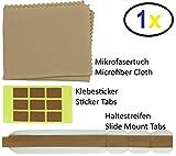 Thorani 1er Set Ersatz-Klebestreifen und Doppelseitige Ersatz-Klebesticker für...
