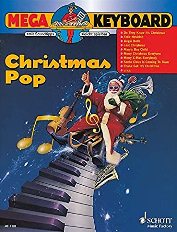 Christmas Pop: Keyboard. (Music Factory)