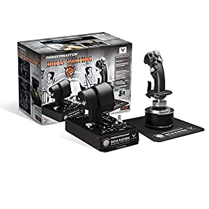 Thrustmaster Hotas Warthog Flight Stick (Joystick, T.A.R.G.E.T Software, PC)