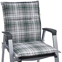 Beautissu Niedriglehner Auflage Für Gartenstuhl Loft NL Sunny 100x50x6cm  Bequemes Sitzkissen Polsterauflage UV Lichtecht U0026