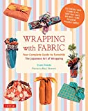 Image de Wrapping with Fabric: Your Complete Guide to Furoshiki-The Japanese Art of Wrapp