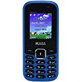 Kara Bright With Selfie Camera, Bluetooth, FM Radio And Call Recorder (Blue)