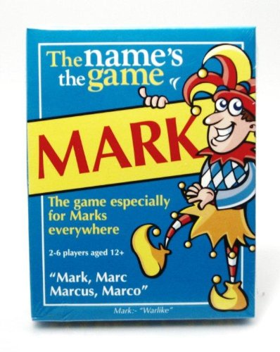 The Names the Game Mark Game