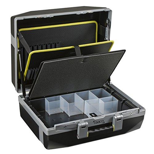 Preisvergleich Produktbild Raaco Werkzeugkoffer Hartschalenkoffer Trgf.35kg ToolCase Premium XL - 79 139533