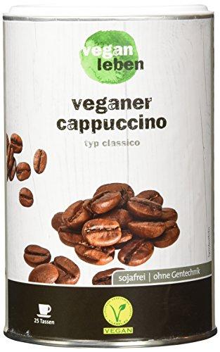 vegan leben Cappuccino Classic