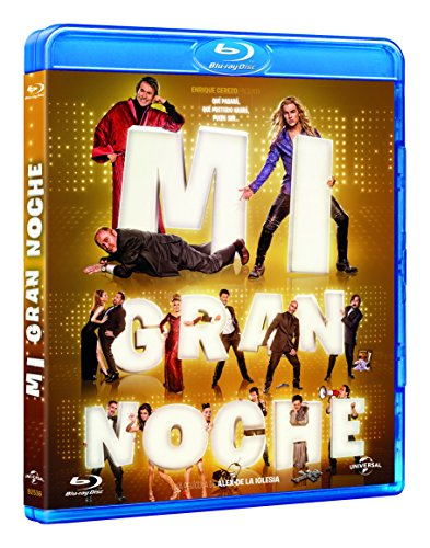 Mi Gran Noche [Blu-ray]
