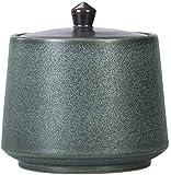 LACC Cerámica clásico del Recuerdo de urnas Hechos a Mano y asequible Memorial Mini urnas for Cenizas del Recuerdo de la urna 0212