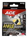 Ace Compression Ankle Support, Small/Medium by ACE - Best Reviews Guide