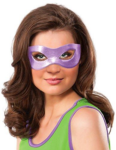 Teenage Mutant Ninja Turtles Donatello Costume Eye Mask Adult One Size