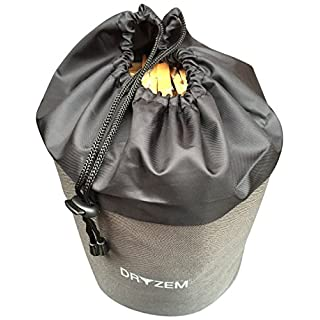 DRYZEM Large Weather Resistant Clothes Peg Bag with Hanger Clip-2 Year Warranty