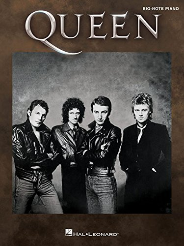 Queen for Big-Note Piano