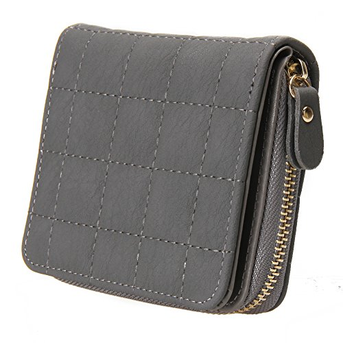 Buy BESTVECH Grey Women's Wallet online in India at discounted price