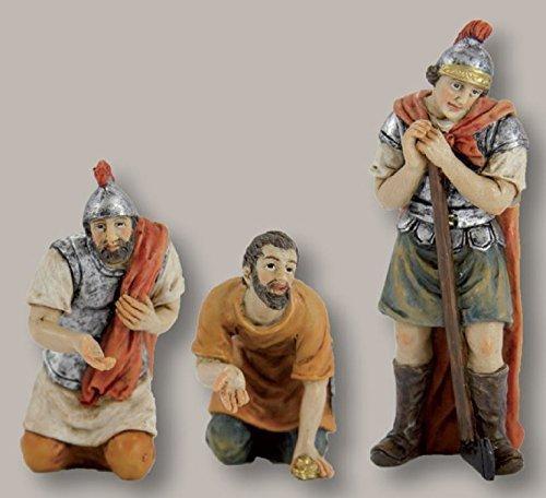 Figuras de la pasión: Juego Para Vestidos de Jesús, para aprox. 5cm figuras