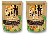 Günstigen Chia Samen kaufen: 2 x 1 kg ChiaDE Chia Samen aus Paraguay kaufen!