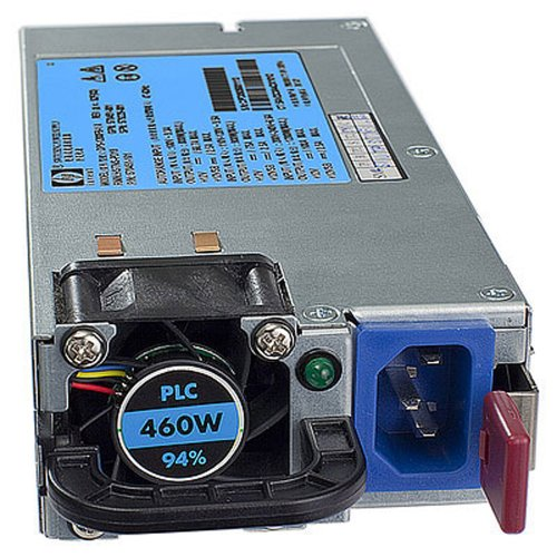 HP 503296-B21 460 Watt HE 12 Volt Hotplg AC Power Suply (Packard Hewlett Power Module)