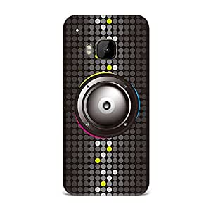Qrioh Printed Designer Back Case Cover for HTC M9 - 59M-MP2730