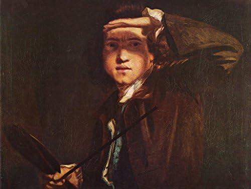 Lais Puzzle Sir Joshua Reynolds - - - Autoportrait 1000 Pieces | Outlet Store  260231