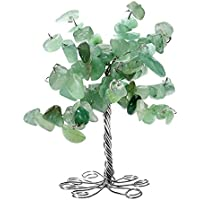 JOVIVI Deko,7 Chakras Lebensbaum Dekoration Wire Wrap Trommelsteine Baum des Lebens Geldbaum Healing Fengshui,... preisvergleich bei billige-tabletten.eu