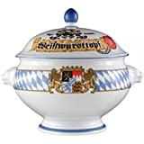 Seltmann Weiden 001.455069 Compact Terrine Löwenkopf mit Deckel 3,00 l Bayern