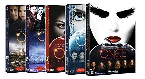 Preisvergleich Produktbild Once Upon a Time - Es war einmal ... Die komplette 1 - 5 Staffel 30-Disc (EU Import mit Deutscher Sprache)