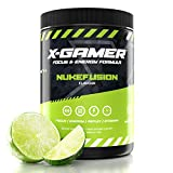 X-Gamer X-Tubz - Nukefusion - Gaming Booster Powder - Shake It Yourself