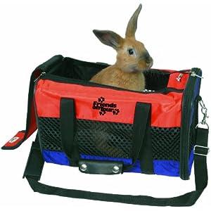 Trixie 2895 Tasche für Kleinnager, 35 × 22 × 22 cm