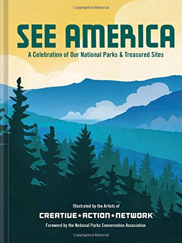 See America: A Celebration of Our National Parks & Treasured Sites (2016-03-22)