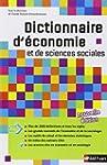 Dictionnaire d'�conomie et de science...