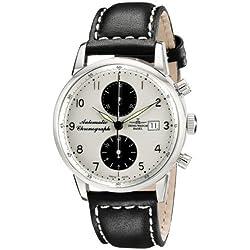 Zeno-Watch Herrenuhr - Magellano Chronograph Bicompax - 6069BVD-d2