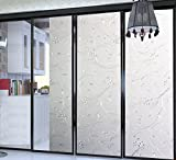 Bloss PVC Home Frosted Sticker Glass Fil...