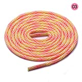 chenyu , Lacets - - Greenandrose Red, 50 cm