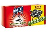 CATCH - Contaminateurs anti-cafards et blattes - Set de 6 pièges