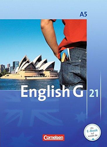 English G 21 - Ausgabe A: Band 5: 9. Schuljahr - 6-jährige Sekundarstufe I - Schülerbuch: Kartoniert