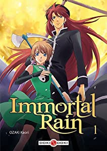 Immortal Rain Edition simple Tome 1