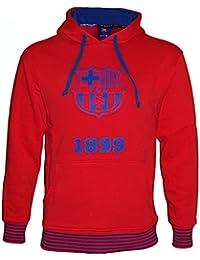 Sweat shirt à capuche Barça - Collection officielle FC BARCELONE - Taille enfant garçon
