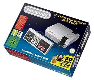nintendo: Nintendo NES - Consola Classic Mini