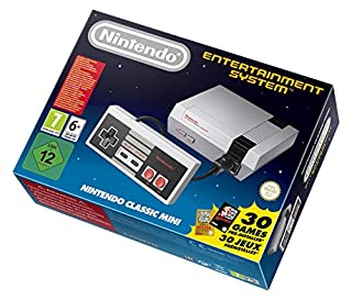 Nintendo Classic Mini Entertainment System (Electronic Games) (B01IFJEWTM) | Amazon Products