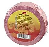 Scotch 9545N R50 Gewebeband, 1 Rolle, 50 mm x 50 m, rot