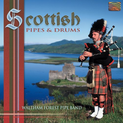 Waltham Forest Pipe Band: Scottish Pipes and Drums