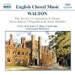 Walton - Coronation Te Deum / Missa B...