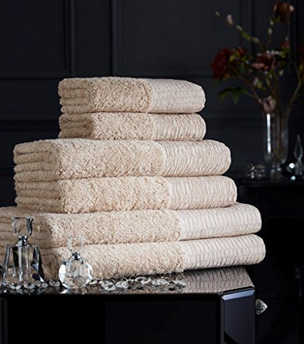 luxury-100-egyptian-cotton-500-gms-towel-lavish-laurex-pack-of-2-natural-hand-towels