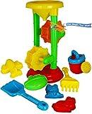dalla A alla Z 01621Sabbia e Mulino ad Acqua Play Set